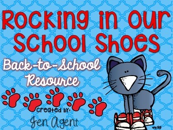 Back to School {Rocking in Our School Shoes}