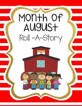 Back to School Roll-A-Story