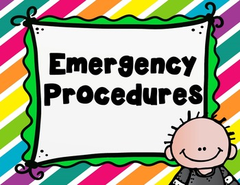 Back to School Routines and Procedures Presentation Guide