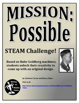 Back to School Activity- Rube Goldberg Project