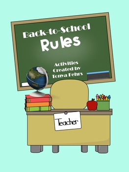 First week of School: Back-to-School Rules