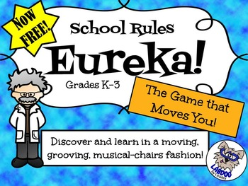 Back-to-School Rules Game Freebie
