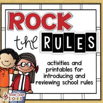 Back to School Rules ~ Rock the Rules!