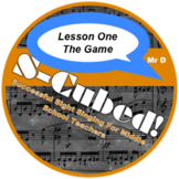 S-Cubed!  The Game! Lesson 1 #musictrickortreat