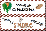 Back to School S'more Bag Topper