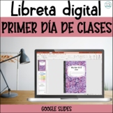 Back to School SPANISH Actividades Digital Interactive Not