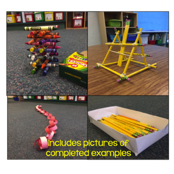 Back to School STEM Activities #christmasinjuly