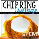 Back to School STEM Activity - Chip Ring Challenge - Engin