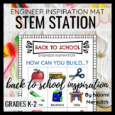 Back to School STEM Activity | Engineer Inspiration | Prin