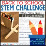 Back to School STEM Challenge