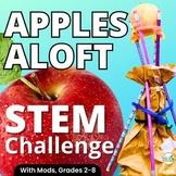 Back to School STEM Challenge Activity - Apple Tower