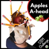 Back to School STEM Challenge Activity - Apples A-head