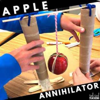Back to School STEM Challenge: Apple Annihilator