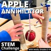 Back to School STEM Challenge: Apple Annihilator