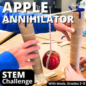 Fall STEM Challenge Activity - Apple Annihilator