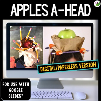 Back-to-School STEM Challenge: Apples A-head 1:1 PAPERLESS