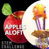 Back to School STEM Challenge: Apples Aloft
