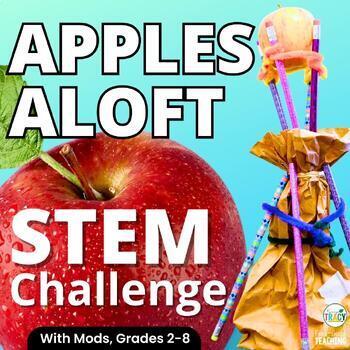 Fall STEM Challenge Activity - Apples Aloft