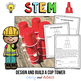 Back to School STEM Challenge: Cup Tower- NGSS Aligned