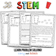 Back to School STEM Challenge: Marble Challenge