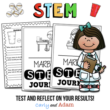 Back to School STEM Activity: Marble Challenge + Distance Learning Google