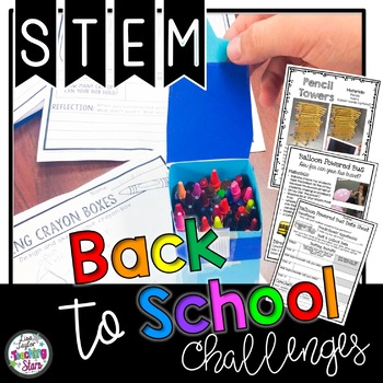 Back to School STEM Challenges