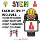 Back to School STEM Challenges BUNDLE