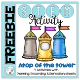 STEM Activities and Challenges FREEBIE