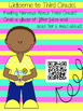 Back to School Scavenger Hunt with QR Codes and Food!