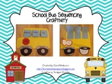 Back to School: School Bus Story Events Craftivity