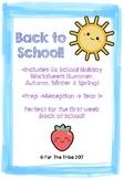 Back to School: School Holidays Recount!