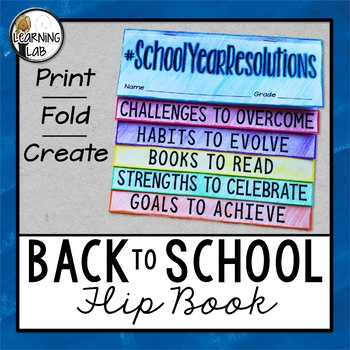 Back to School - School Year Resolutions