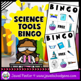 Back to School Science Activities (Science Tools Bingo)