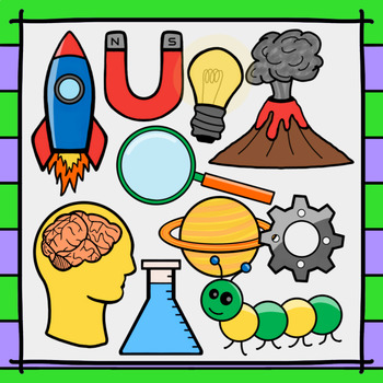 science clipart clip freebie subject pc pcs physics