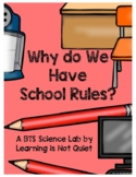 Back to School Science Experiment (Lab) (Why do we have Ru