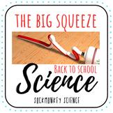 Back to School Science Lab Activity: CER + STEM + Social Emotional Learning SEL