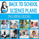 Back to School Science Planning Guide 2020 | Includes Dist