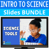 Back to School Science Slides & Notes