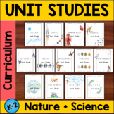 Back to School - Science and Nature Study Unit BUNDLE for PreK-1