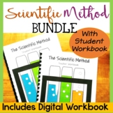 Scientific Method Bundle with Student Workbook! (Distance Learning Packet)