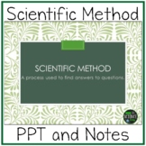 Back to School Scientific Method Powerpoint