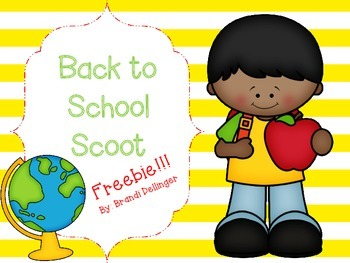 Back to School Scoot!!!