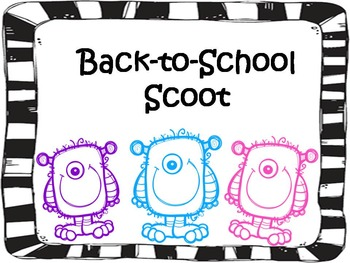 Back-to-School Scoot