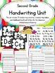 Second Grade Handwriting Unit {Sight Words}