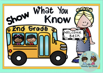 Back to School Math and Literacy (Fall 2nd Grade)