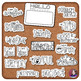 Back to School Self-Esteem Name Tags
