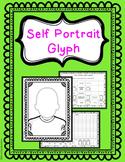 Back to School Self Portrait Glyph