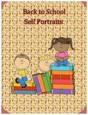 Back to School Self Portraits