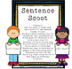 Back to School Sentence Activities