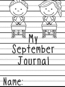 Back to School September Journal Writing Prompts